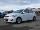 Used 2015 Hyundai Accent GL for sale in Cambridge, ON