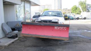 Used 2009 Dodge Ram 2500 4X4 PLOW for sale in North York, ON