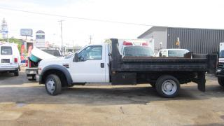 Used 2008 Ford F-450 DUMP 4X4 DIESEL for sale in North York, ON