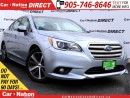 Used 2015 Subaru Legacy 3.6R Limited Package w/Tech Pkg| NAVI| AWD| for sale in Burlington, ON
