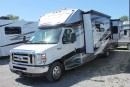 Used 2014 Jayco Melborne 29D 2014 Jayco Melbourne 29D C Class Motorhome  EX-REN for sale in Whitby, ON