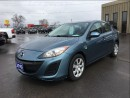 Used 2010 Mazda MAZDA3 GX 2.0L LOW KMS.! CALL NAPANEE for sale in Picton, ON