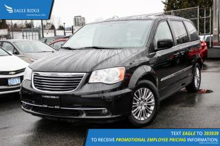 Used 2016 Chrysler Town & Country Touring-L Satellite Radio and Backup Camera for sale in Port Coquitlam, BC