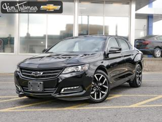 New 2017 Chevrolet Impala 2LZ for sale in Gloucester, ON