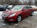 Used 2011 Hyundai Sonata LIMITED Leather seats Sunroof for sale in Mississauga, ON