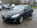 Used 2010 Hyundai Genesis w/tech for sale in Mississauga, ON