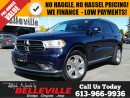 Used 2015 Dodge Durango Limited-Rear DVD Player-Sunroof for sale in Belleville, ON