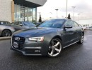 Used 2013 Audi A5 2.0T Prem Plus Tip qtro Cpe for sale in Surrey, BC
