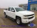 Used 2017 Chevrolet Silverado 1500 LT2 Z71 w/Leather for sale in Shaunavon, SK