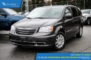 Used 2015 Chrysler Town & Country Touring Satellite Radio and Backup Camera for sale in Port Coquitlam, BC