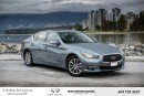 Used 2014 Infiniti Q50 AWD Premium for sale in Vancouver, BC
