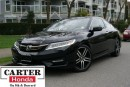 Used 2016 Honda Accord TOURING + CERTIFIED 6YRS/120, 000kms + LOW FINANCE for sale in Vancouver, BC