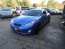 Used 2010 Hyundai Genesis Coupe 2.0T GT, LEATHER, SUNROOF. for sale in Scarborough, ON