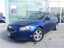 Used 2012 Chevrolet Cruze LT Turbo - Guaranteed Reconditioning for sale in Mississauga, ON