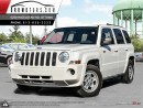 Used 2010 Jeep Patriot Sport 2WD for sale in Stittsville, ON