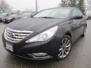 Used 2013 Hyundai Sonata GLS-Sport Alloys-Sunroof-MINT for sale in Mississauga, ON