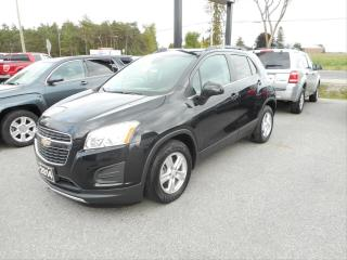 Used 2014 Chevrolet Trax 2LT for sale in Cameron, ON