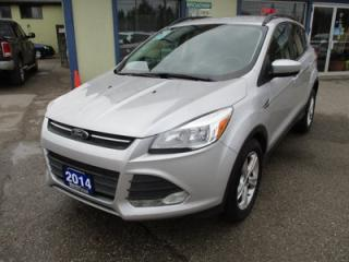 Used 2014 Ford Escape LOADED SE EDITION 5 PASSENGER 1.6L - ECO-BOOST.. 4WD.. HEATED SEATS.. NAVIGATION.. SYNC TECHNOLOGY.. BACK-UP CAMERA.. for sale in Bradford, ON