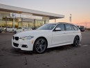 Used 2017 BMW 330i xDrive Touring for sale in Edmonton, AB