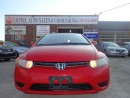 Used 2007 Honda Civic COUPE CERTIFIED for sale in Kitchener, ON
