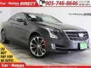 Used 2015 Cadillac ATS 2.0L Turbo Luxury| AWD| NAVI| REAR CAM| for sale in Burlington, ON