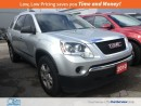 Used 2010 GMC Acadia SLE1 for sale in North York, ON