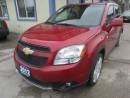 Used 2012 Chevrolet Orlando POWER EQUIPPED LT MODEL 7 PASSENGER 2.4L - ECO-TEC.. BENCH & THIRD ROW.. POWER SUNROOF.. CD/AUX INPUT.. for sale in Bradford, ON