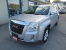 Used 2010 GMC Terrain LOADED SLT EDITION 5 PASSENGER 2.4L - ECO-TEC ENGINE.. AWD.. LEATHER.. HEATED SEATS.. BACK-UP CAMERA.. POWER SUNROOF.. for sale in Bradford, ON