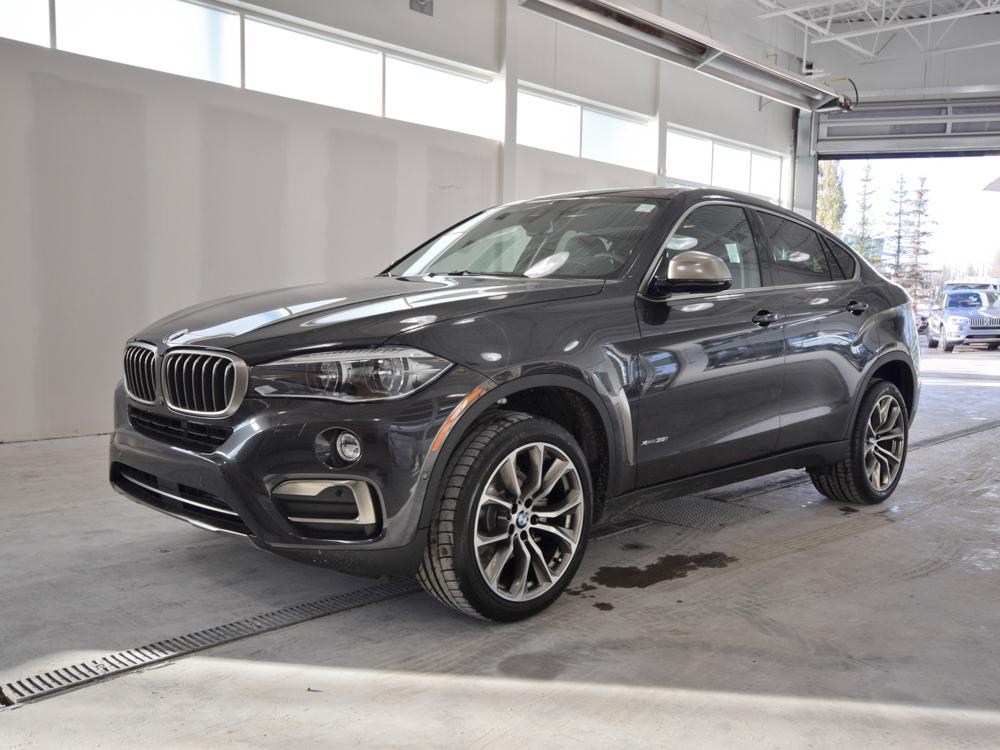 used 2017 bmw x6 xdrive35i for sale in edmonton alberta. Black Bedroom Furniture Sets. Home Design Ideas