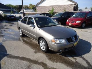 Used 2005 Nissan Sentra for sale in Sarnia, ON