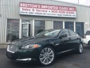 Used 2012 Jaguar XF Portfolio w/Sport Pkg | Loaded | Leather for sale in Burlington, ON