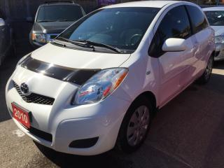 Used 2010 Toyota Yaris EXTRA CLEAN All Power Opts $$ Gas Saver $$ for sale in Scarborough, ON