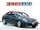 Used 2011 Mercedes-Benz C250 4MATIC AWD SUNROOF LEATHER for sale in North York, ON