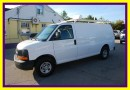 Used 2010 Chevrolet Express 2500 CARGO VAN NO WINDOWS for sale in Woodbridge, ON