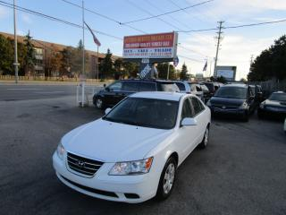 Used 2010 Hyundai Sonata GL for sale in Scarborough, ON