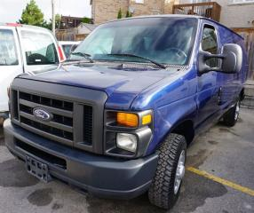 Used 2010 Ford E150 Only 44,000 Kms. Rear Heat for sale in Aurora, ON
