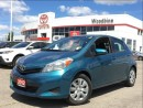 Used 2012 Toyota Yaris LE Hatchback w/ Power Windows, Keyless, Cruise for sale in Etobicoke, ON