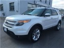Used 2013 Ford Explorer Limited NAVIGATION, LEATHER, DUAL SUNROOF for sale in Concord, ON