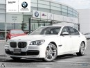 Used 2015 BMW 750i xDrive AWD, CPO, Nav, RV Cam, Soft Close Doors, Driving Assistance Plus, Active Blind Sport Detection for sale in Oakville, ON