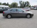 Used 2006 Honda Accord EXL for sale in Scarborough, ON