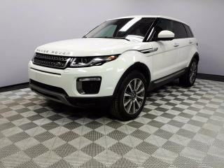Used 2017 Land Rover Evoque HSE - CPO 6yr/160000kms manufacturer warranty included until October 19, 2022! CPO rates starting at 2.9%! Local One Owner Trade In | No Accidents | Navigation | Surround Camera System | Parking Sensors | Park Assist | Reverse Traffic/Blind Spot/Closing V for sale in Edmonton, AB