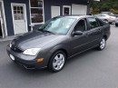 Used 2007 Ford Focus SES ON SALE for sale in Parksville, BC