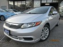 Used 2012 Honda Civic EX-SUNROOF-BLUETOOTH for sale in Scarborough, ON