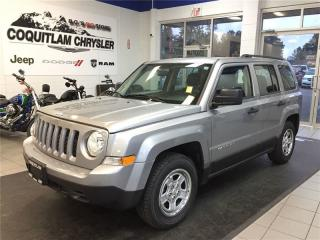 Used 2016 Jeep Patriot north for sale in Coquitlam, BC