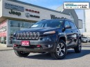 Used 2016 Jeep Cherokee TRAILHAWK-NAVIGATION-PANO ROOF!!! for sale in Markham, ON