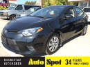 Used 2016 Toyota Corolla LE/MAJOR CLEAROUT EVENT!/PRICED FOR AN IMMEDIATE S for sale in Kitchener, ON