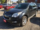 Used 2013 Chevrolet Equinox 2LT  AWD  LEATHER, ROOF for sale in Belmont, ON