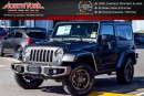 New 2017 Jeep Wrangler NEW Car 75th Anniversary|4x4|Connect Pkg|Nav|Htd Front Seats|R-Start|17