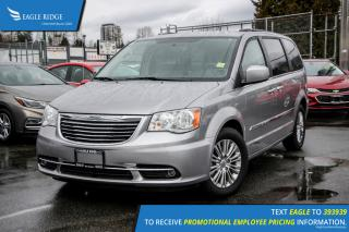 Used 2016 Chrysler Town & Country Touring-L for sale in Port Coquitlam, BC