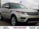 Used 2014 Land Rover Range Rover Sport V6 HSE - CPO 6yr/160000kms manufacturer warranty included until January 1, 2020! CPO rates from 2.9%! LOCALLY OWNED AND SERVICED   NO ACCIDENT CLAIMS   3M PROTECTION APPLIED   NAVIGATION   PARK ASSIST   REVERSE TRAFFIC/BLIND SPOT/CLOSING VEHICLE SEN for sale in Edmonton, AB
